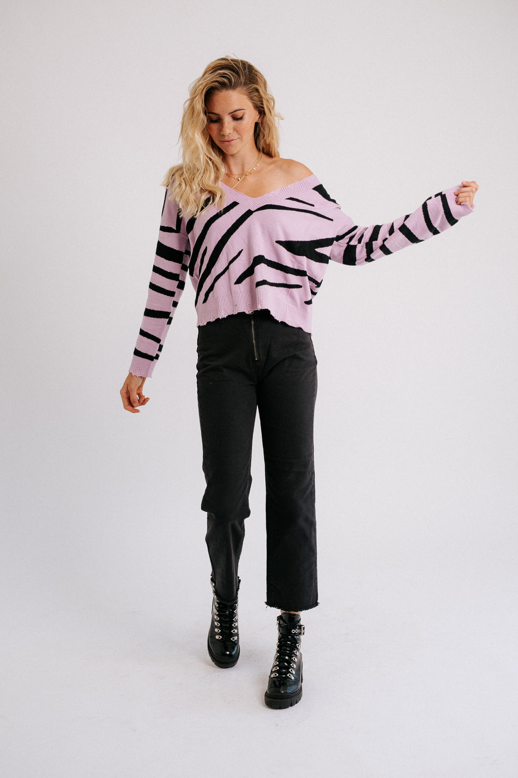 Girl Gone Wild Sweater