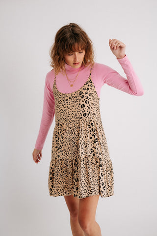 Queen Of The Jungle Leopard Jumper