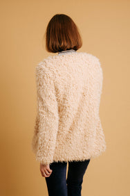 Show Off Fringe Coat