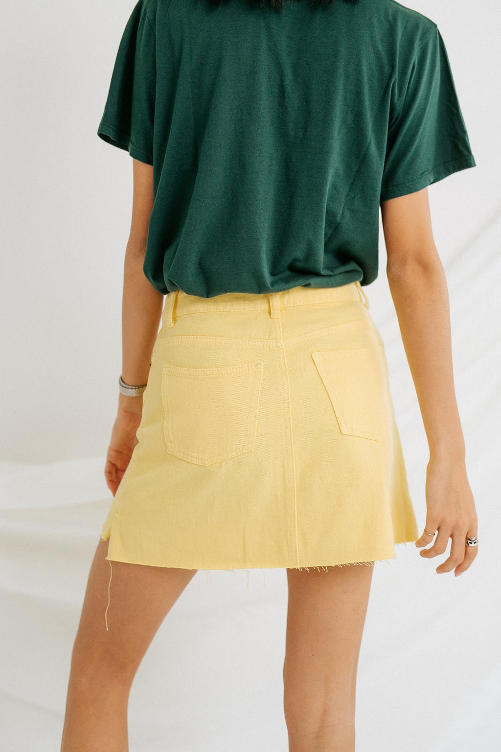 Sunny Daze Mini Skirt