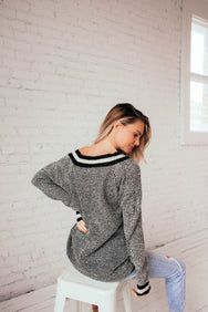 Team Player V-Neck Sweater