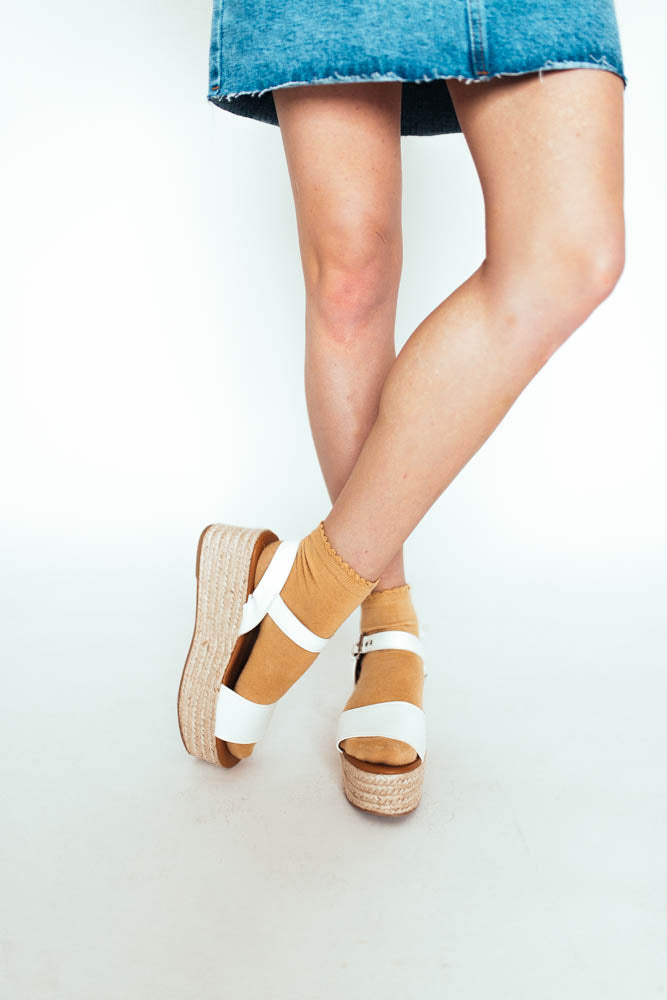 Shore Thing Wedge Sandal