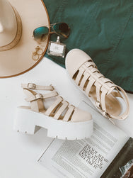It Girl Platform Sandal