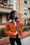 Retro Love Corduroy Jacket