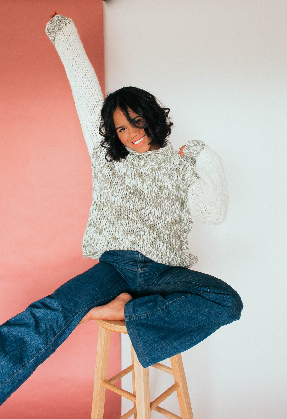 New Season Knit Sweater