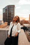 MOONCHILD IVORY JACKET