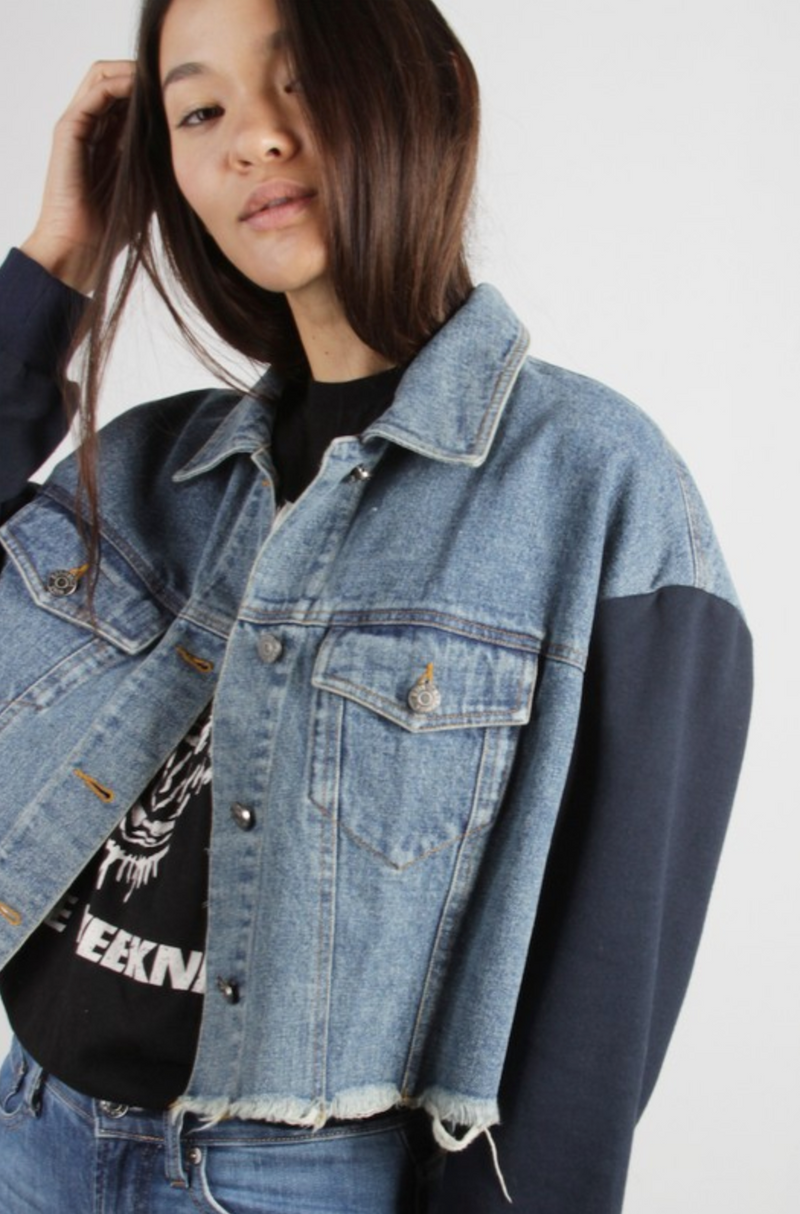 Love Club Denim Jacket