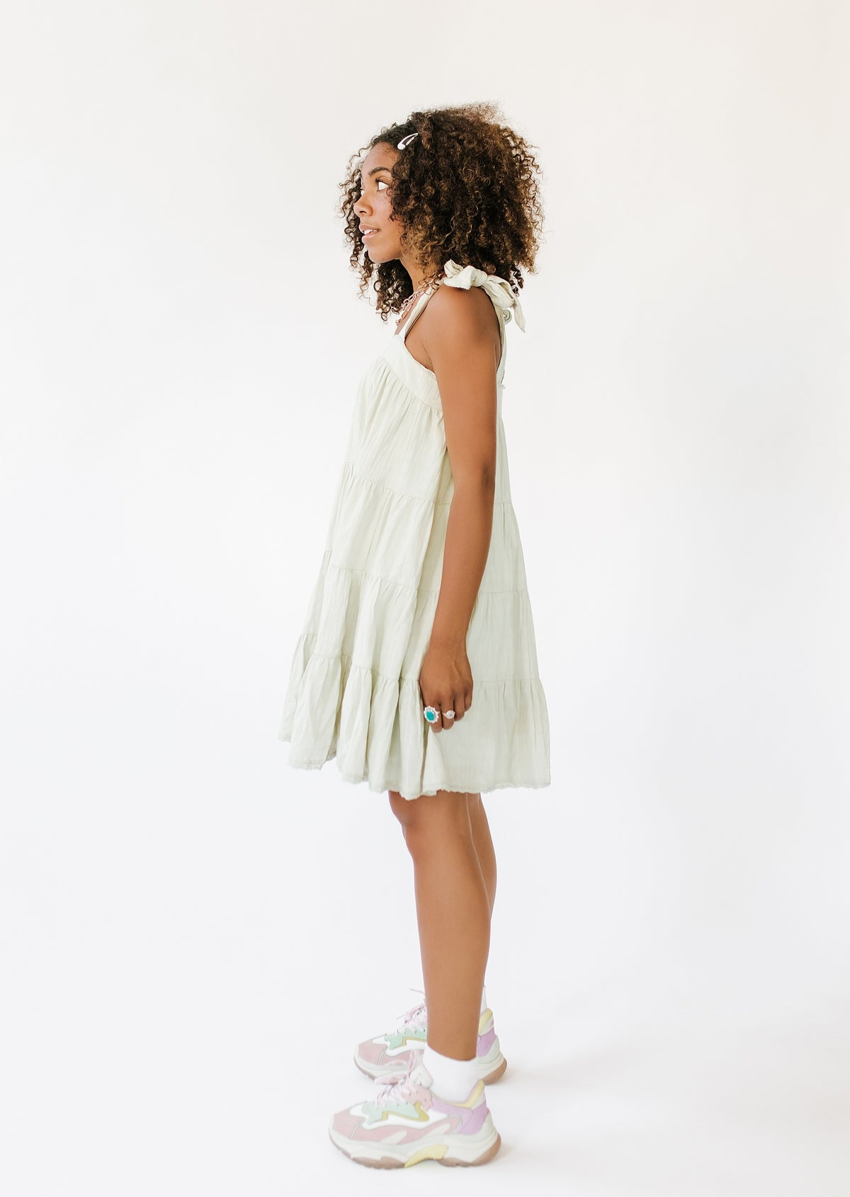 California Sky Dress// Mint