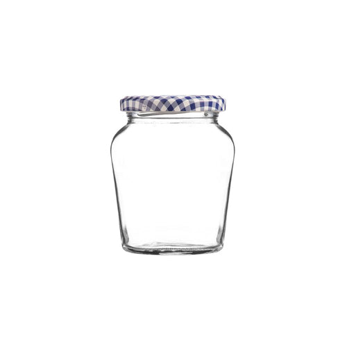 Kilner Curved Twist Top Jar, 260ml