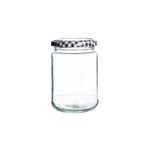 Kilner Round Twist Top Jar, 370ml