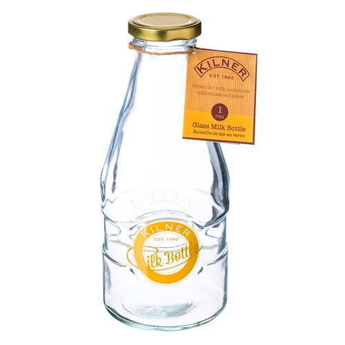 Kilner Milk Bottle, 568ml