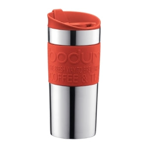 Bodum Travel Mug, 0.35L, Red