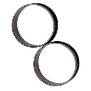Tala Egg Poaching/Cooking Rings, Set Of 2
