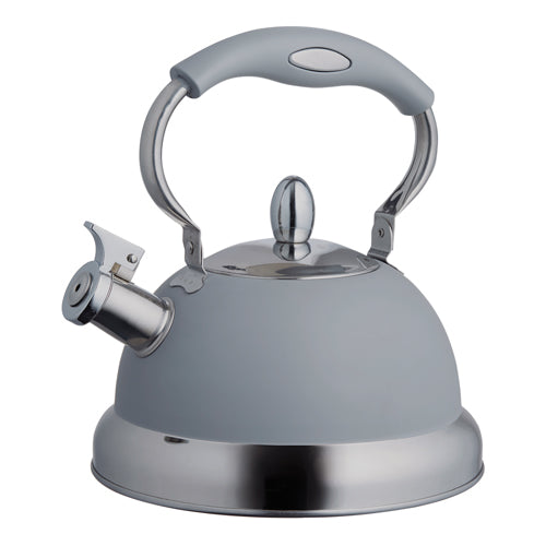Typhoon Living Grey Stove Top Kettle, 2.5 Litre