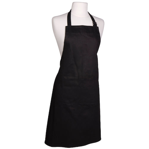 Love Colour Adult Apron, Black