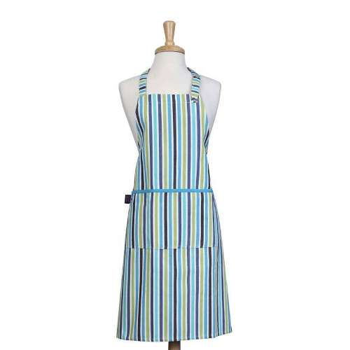 Dexam Blue Strip Regatta Apron