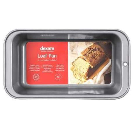 Dexam Non-Stick Loaf Pan, 2lb