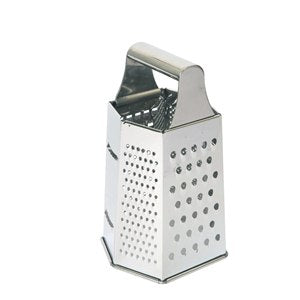 Stainless Steel Hexagonal Grater