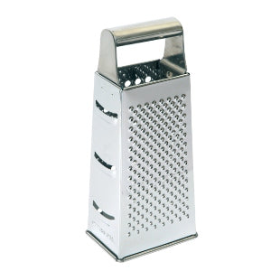 Four Sided Stainless Steel Box Grater