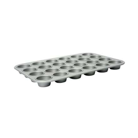 Dexam Professional Non-Stick 24 Cup Mini Muffin Pan