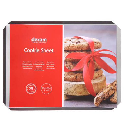 Dexam Non-Stick Baking Sheet, 41cm x 30cm