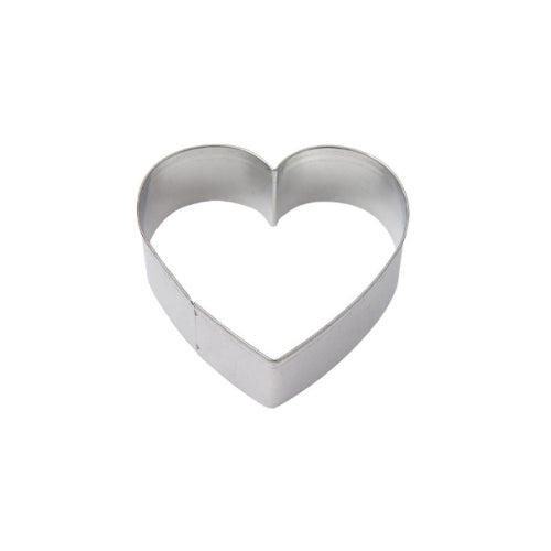 Dexam Mini Heart Cookie Cutter, 3cm
