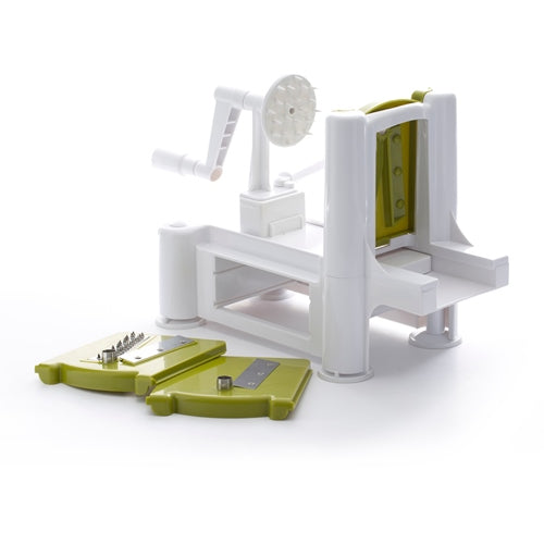 Dexam Spiralizer Spiral Slicer With 3 Blades