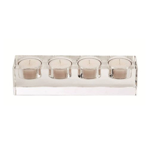 Tipperary Crystal Connoisseur 4 Tealight Tray