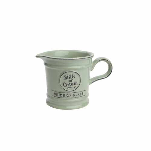 Pride Of Place Milk/Cream Jug, Green
