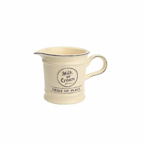 Pride Of Place Milk/Cream Jug, Cream