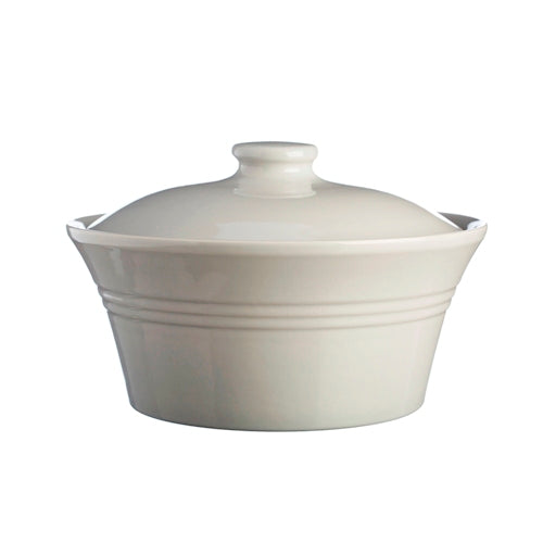 Mason Cash Classic Kitchen Grey Casserole, 2.5 Litre
