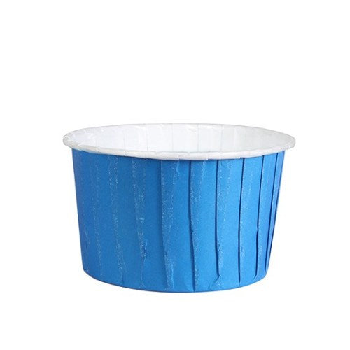Culpitt Baking Cups, Primary Blue