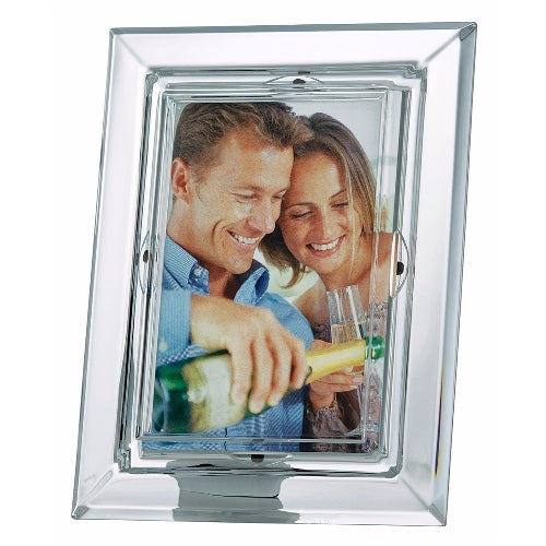 "Galway Crystal Occasions 5"" x 7"" Photo Frame"