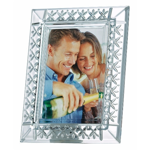 "Galway Crystal Keenan 5"" x 7"" Photo Frame"