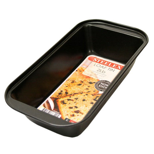 Steelux Non-Stick Loaf Tin, 2lb