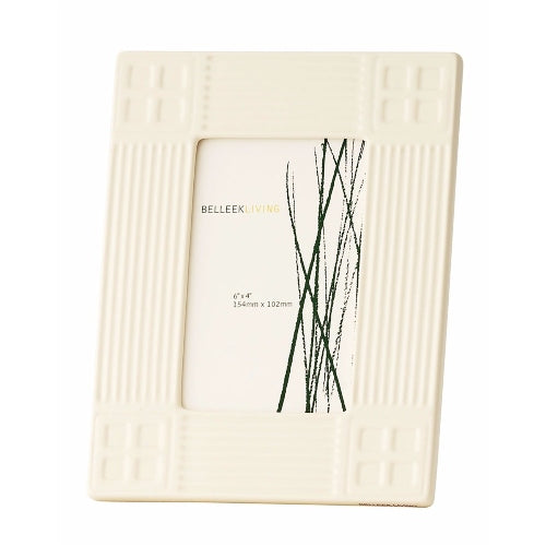 "Belleek Living Inspired Frame, 4"" x 6"""