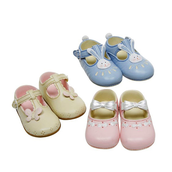 Little Me Baby Girl Shoe Ornament, Assorted