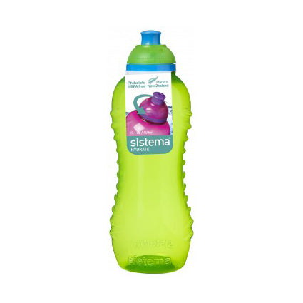 Sistema Twist 'N' Sip Bottle, 460ml, Green (2)