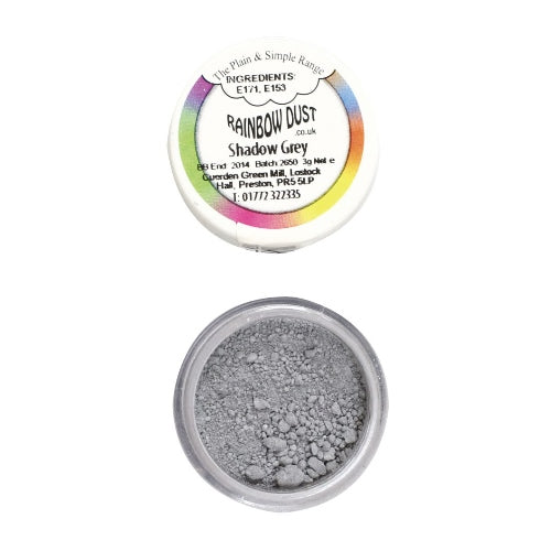 Rainbow Dust, 15g, Shadow Grey