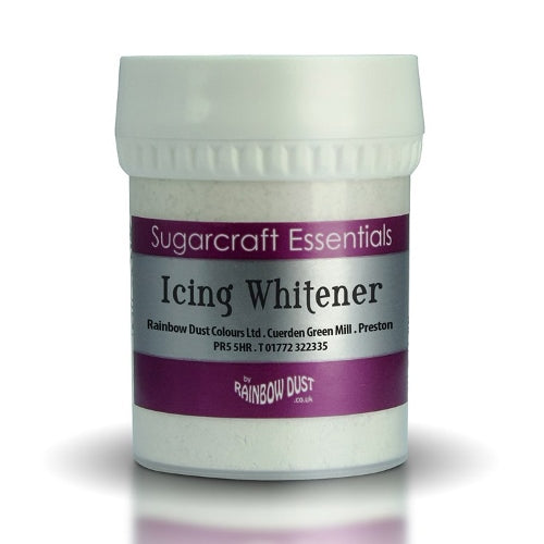 Rainbow Dust Icing Whitener, 25g