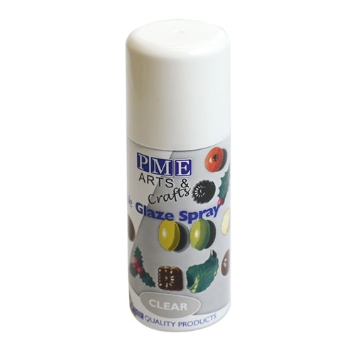PME Edible Lustre Glaze Spray, Clear
