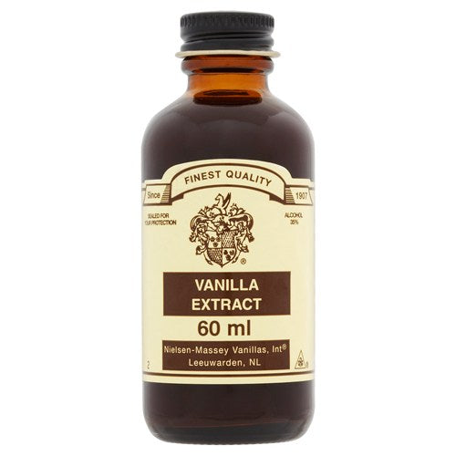 Nielsen Massey Vanilla Extract, 60ml