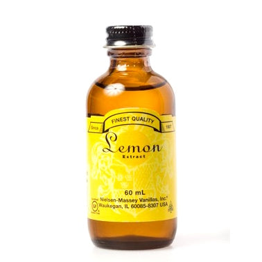 Nielsen Massey Lemon Extract, 60ml