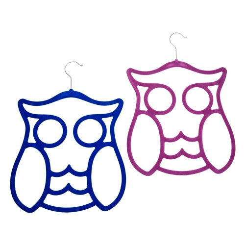 Equilibrium Owl Scarf Holder, Single
