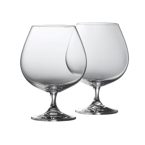 GALWAY LIVING CLARITY BALLOON BRANDY, PAIR