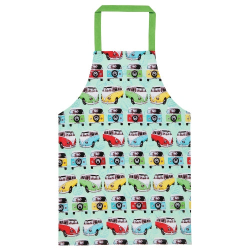 Child's Camper Van PVC Apron