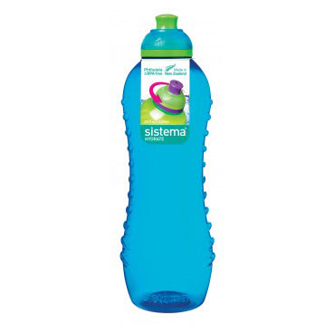Sistema Twist 'N' Sip Bottle, 620ml, Aqua