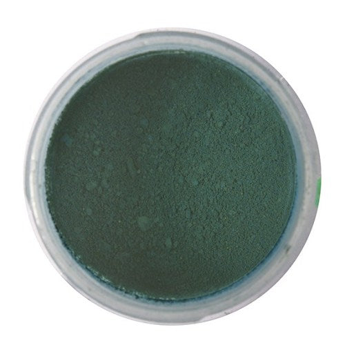 Colour Splash Dust, Matt, 5g, Pine Green
