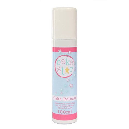 Cake Star Cake Release Spray, 100ml