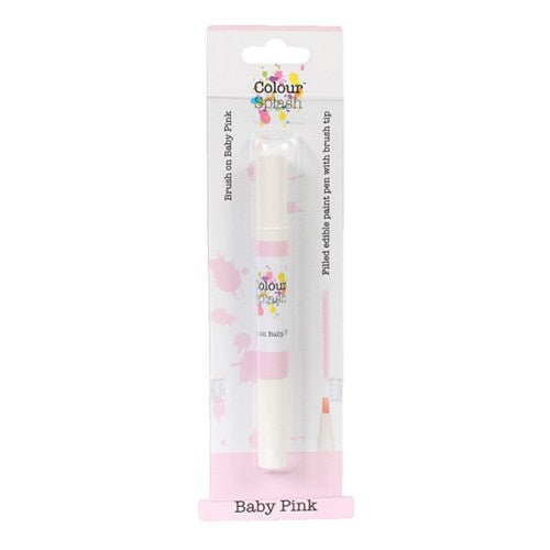 Colour Splash Food Pen, Baby Pink